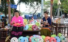 Payung Bosang - Keindahan Budaya Provinsi Chiang Mai, Thailand