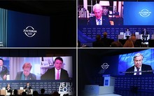 Pembukaan Forum Jeju demi Perdamaian dan Kemakmuran di Republik Korea