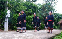 义安省俄都族人的传统文化