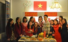 Hari Raya Tet Orang Vietnam di Luar Negeri