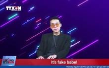 Das Lied gegen gefälschte Nachrichten mit Untertitel auf 15 Sprachen zieht Interesse der Gemeinschaft an