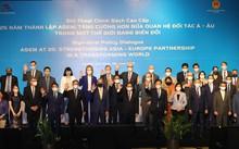 Verstärkung der Asien-Europa-Partnerschaft in einer Welt im Wandel
