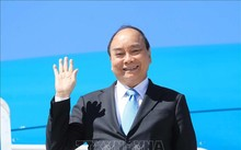 Presiden Nguyen Xuan Phuc Tinggalkan Kota New York Pulang Kembali ke Tanah Air
