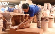 Binh Duong por preservar la profesión de alfarería