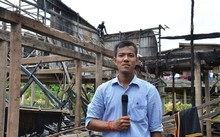 Danh Chanh Da, periodista jemer enaltecido con la Orden de Cooperación y Amistad de Camboya