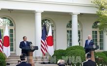 日米共同声明、多くの重要な合意書
