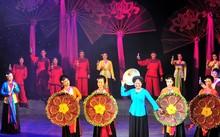 ベトナムの伝統歌劇ハットチェオ