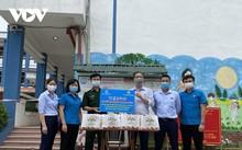 Sich um Kinder in Zeiten der Pandemie kümmern