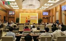 Liste der gewählten Parlamentarier wird am 9. Juni veröffentlicht
