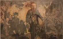Lukisan-Lukisan yang Mengesankan tentang Presiden Ho Chi Minh