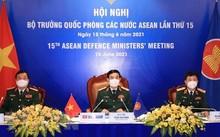 Hội nghị trực tuyến Bộ trưởng Quốc phòng các nước ASEAN lần thứ 15