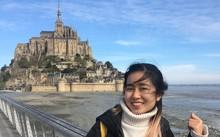 Hua Ngân Tuê, la future reine de la glace vietnamienne
