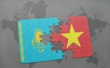 Краски русскоязычных стран во Вьетнаме: Казахстан