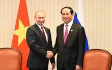 Вьетнамо-российские дипломатические отношения
