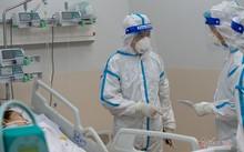 บทเพลงสดุดีแพทย์ที่อยู่แถวหน้าในการป้องกันและรับมือการแพร่ระบาด