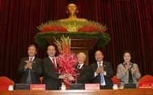 Internationale Freunde gratulieren der KPV zum 12. Parteitag