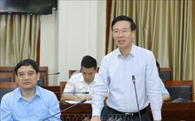 Renforcer la vulgarisation et l'application des résolutions du 13e Congrès national du Parti