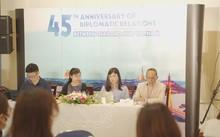 """กิจกรรมแลกเปลี่ยน""""โครงการเพื่อนมิตรไทย-เวียดนาม : สานสัมพันธ์เยาวชนในยุควิถีใหม่"""""""