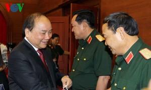 Nhiều hoạt động kỷ niệm 70 năm ngày thành lập Quân đội nhân dân Việt Nam