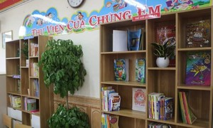 """""""Footsteps of Books"""" spreads reading culture in schools"""
