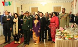 人民軍創立70周年記念活動