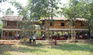 コトゥ族のコミュニティ・ベースド・ツーリズム
