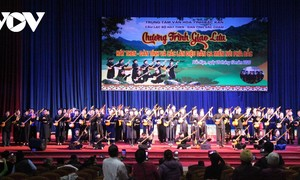 Bac Kan provincial club fuels love for ethnic Then melody