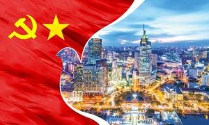 Tất cả vì mục tiêu chung là xây dựng nước Việt Nam dân giàu, nước mạnh