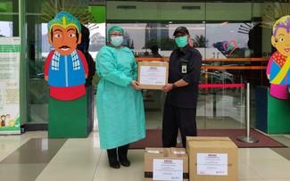 Warga Vietnam di Indonesia Jaga Kegigihan, Saling Cintai dan  Bagikan  di Episentrum  Pandemi Covid-19
