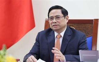 Primer ministro vietnamita participará en la 26 Conferencia internacional sobre el Futuro de Asia
