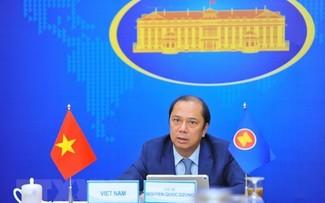 Participa Vietnam en reuniones importantes de la Asean