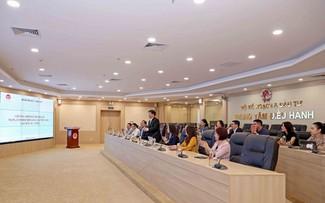 Establecen la Red de Innovación de Vietnam en Europa