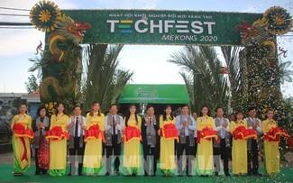Techfest Mekong 2020 : lieu de rencontre de créateurs de startups