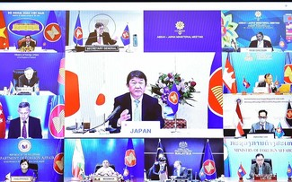 Japan, RoK back ASEAN principle stance on East Sea