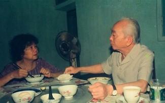 General Vo Nguyen Giap in Bildern des Fotografen Tran Hong