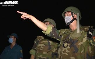 Border guards in southwestern region tighten control amid COVID-19 fears