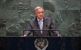 UN chief warns of a divided, polarized world at General Assembly opening