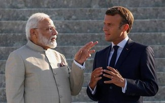 France, India discuss Indo-Pacific cooperation