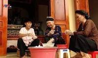 Kue Hon –  Hadiah Pedesaan Orang Vinh Phuc