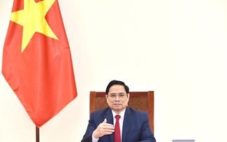 Premierminister Pham Minh Chinh: Vietnam will ein Zentrum für die Impfstoffproduktion werden
