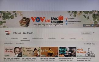 Der YouTube-Kanal für Hörgeschichten von VOV
