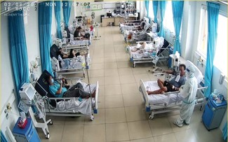 호찌민시 민간병원,  코로나19 방역에 적극 기여
