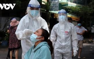 过去24小时,越南新增本土确诊病例8668例