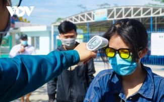 过去24小时越南新增10000例新冠肺炎确诊病例