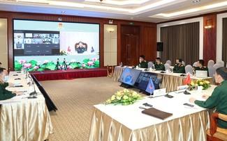 东盟防务高官工作组会议以视频方式举行
