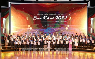 2021 Sao Khue Awards - platform to boost Vietnam's digital transformation