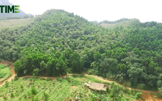 Hon Mu farm, where people live in harmony with nature