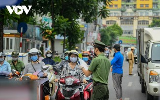 Pandemic prevention measures adjusted to suit reality