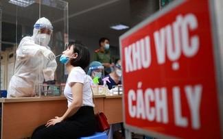 Hanoi gradually restores economic activities