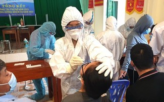 COVID-19 in Vietnam: New cases top 3,595 on Tuesday